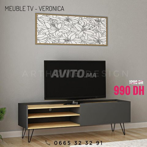 PROMO MEUBLE TV 120 - 3