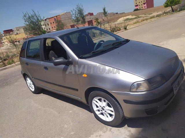 Fiat Punto mazot - 2