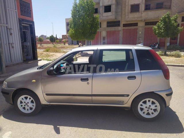 Fiat Punto mazot - 1