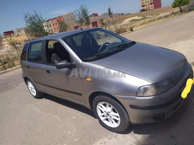 Fiat Punto mazout  - 4
