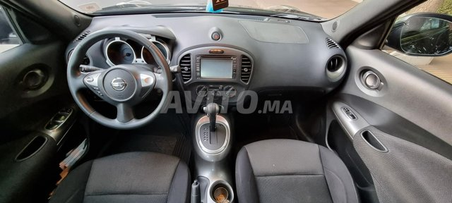 Nissan JUKE automatique - 5
