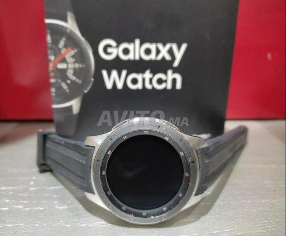 Samsung Galaxy Watch 46mm (silver) première main - 1