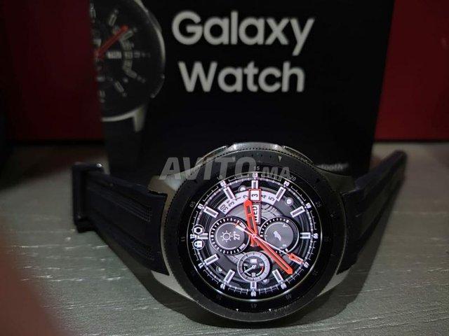 Samsung Galaxy Watch 46mm (silver) première main - 2