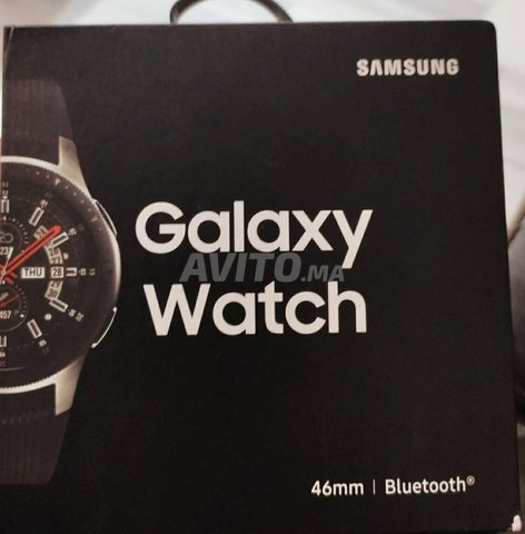 Samsung Galaxy Watch 46mm (silver) première main - 8