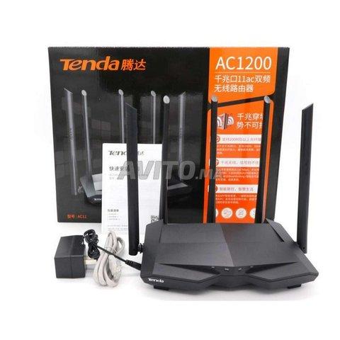 Tenda AC11 1200mbps Dual Band Gigabit Routeur  - 1