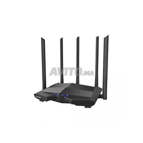Tenda AC11 1200mbps Dual Band Gigabit Routeur  - 2