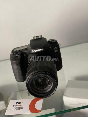 Canon 90D avec 18-135mm usm Nano - 1