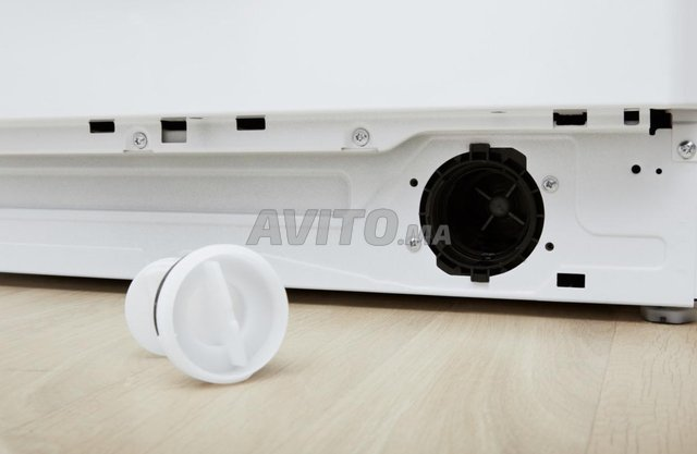 Lave linge hublot posable Whirlpool 8 kg - 1