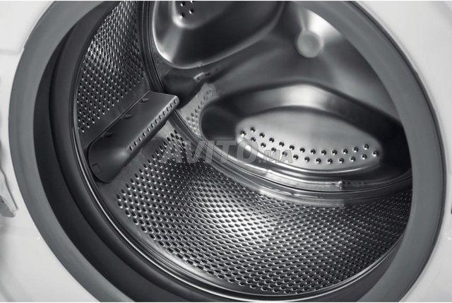 Lave linge hublot posable Whirlpool 8 kg - 3