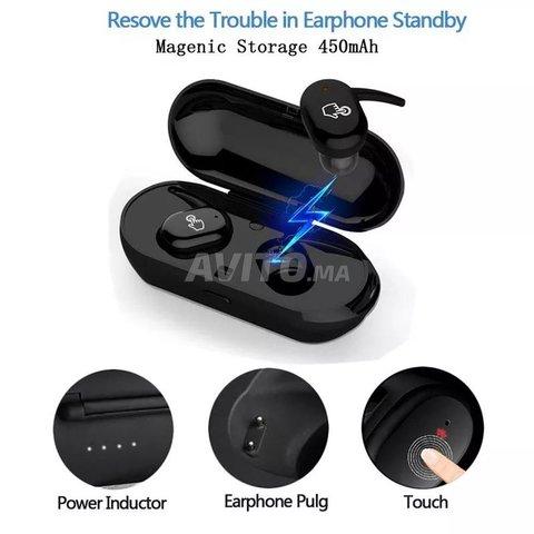 écouteurs sans fil Bluetooth 5.0 sala jadida - 1