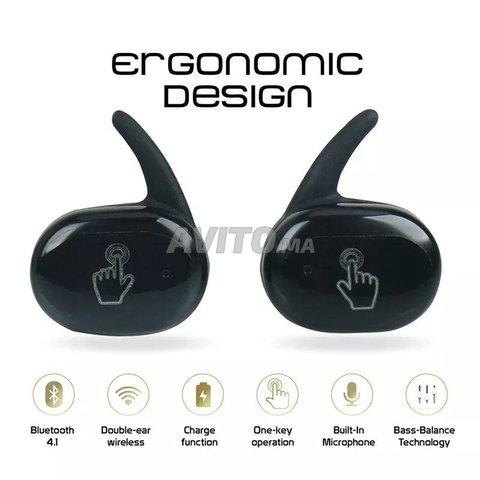 écouteurs sans fil Bluetooth 5.0 sala jadida - 3