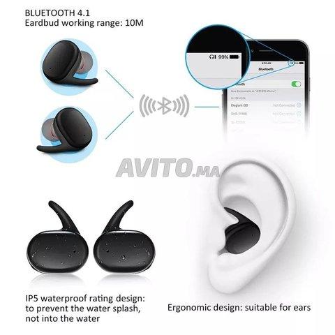 écouteurs sans fil Bluetooth 5.0 sala jadida - 5