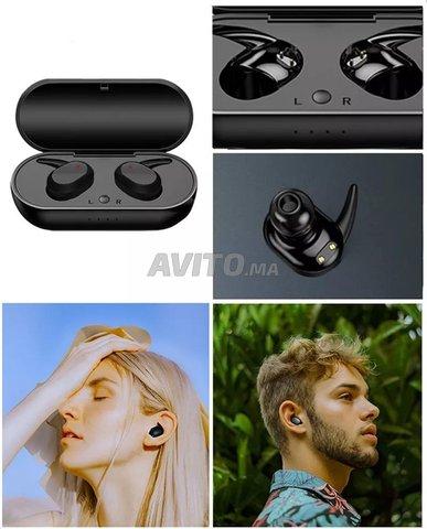 écouteurs sans fil Bluetooth 5.0 sala jadida - 7