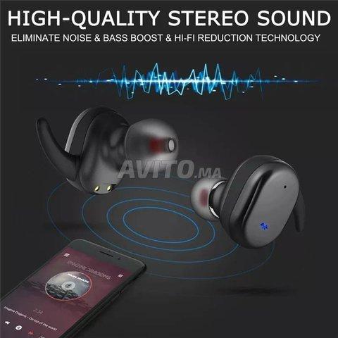 écouteurs sans fil Bluetooth 5.0 sala jadida - 8