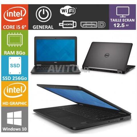 Dell Latitude E7270 i5-6300U /8GO RAM /256 GB SSD  - 1