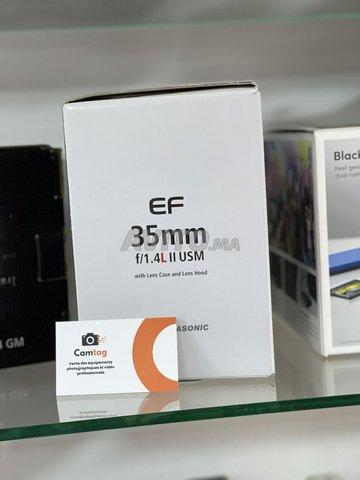 Canon EF 35mm F1.4 II usm  - 1