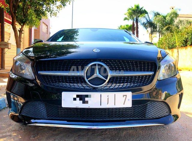 Mercedes-Benz Classe A180d - phase 2 - 1