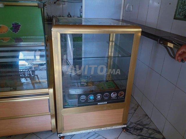 Comptoir  Réfrigérateur Et vitrine - 1