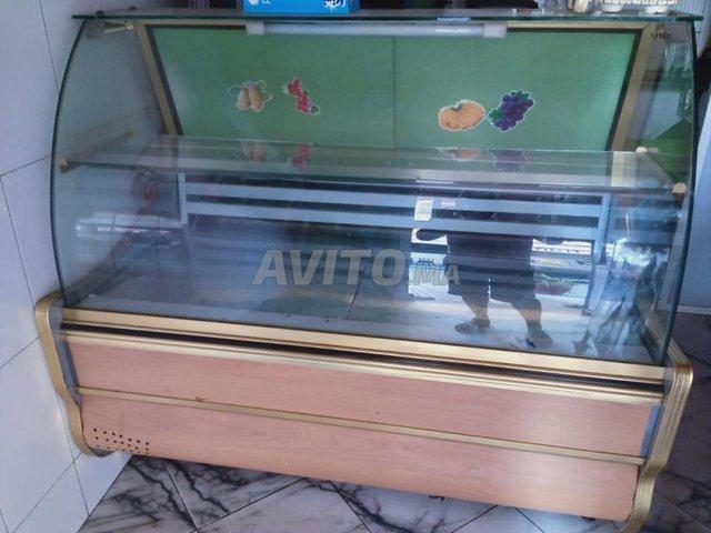 Comptoir  Réfrigérateur Et vitrine - 2