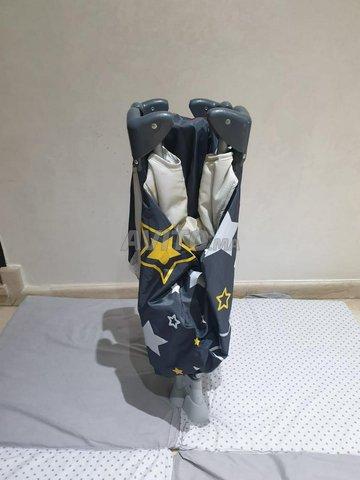 lit parapluie Soft Safety et matelas  - 2