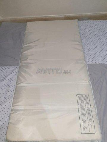 lit parapluie Soft Safety et matelas  - 1