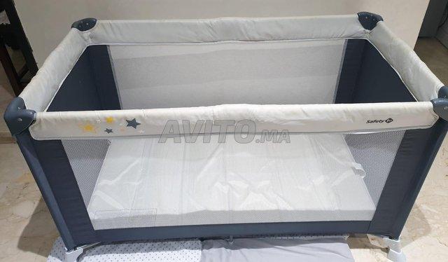 lit parapluie Soft Safety et matelas  - 6