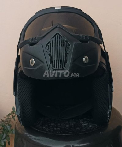 casque moto - 2