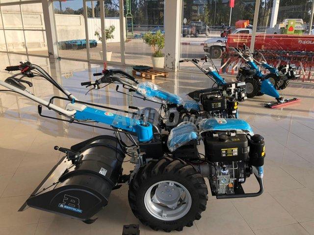 Motoculteur Diesel et Essence - 1