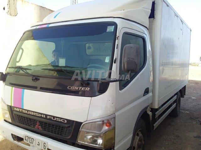 camion Mitsubishi canter 3500 kg - 1
