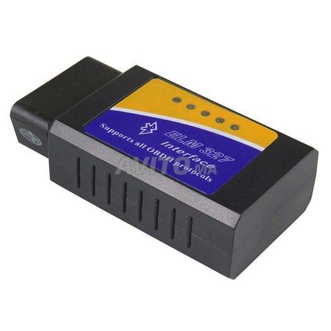 Scanner pour voiture ELM327 Bluetooth OBDII - 1