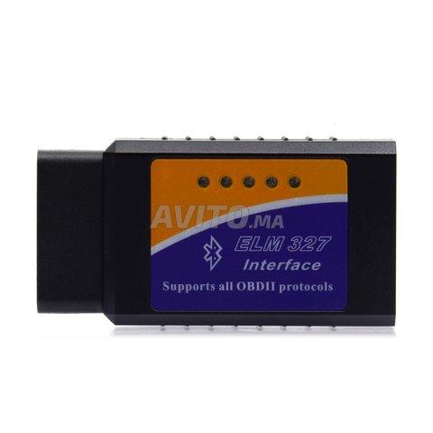 Scanner pour voiture ELM327 Bluetooth OBDII - 4