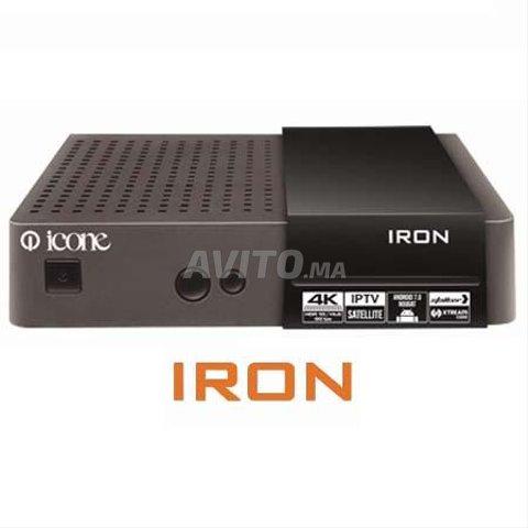 iCONE IRON 4K - 1