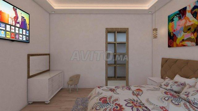 Bel appartement 43 m² avec piscine à guéliz - 2