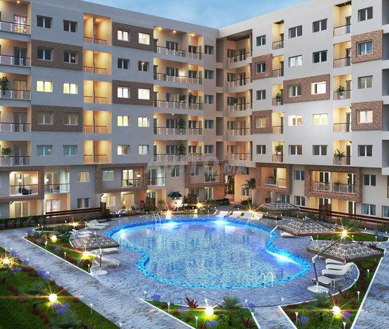 Bel appartement 43 m² avec piscine à guéliz - 3