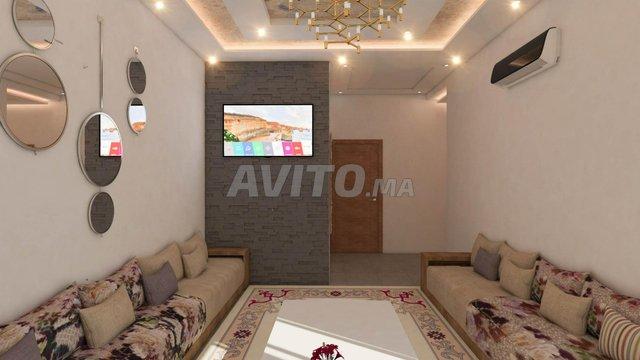 Bel appartement 43 m² avec piscine à guéliz - 5