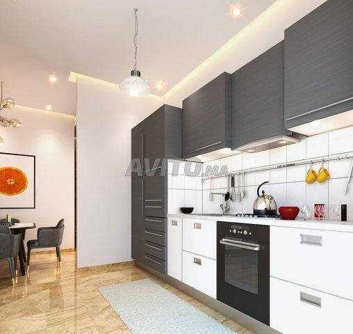 Bel appartement 43 m² avec piscine à guéliz - 8