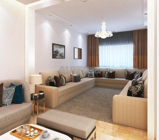 Bel appartement 43 m² avec piscine à guéliz - 6
