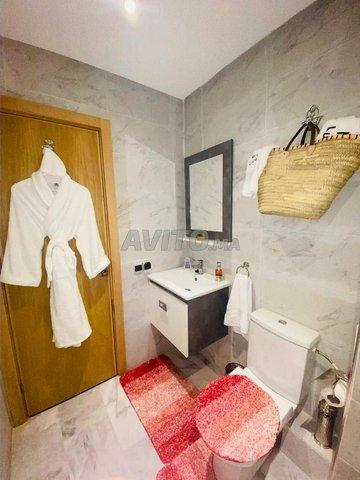 Appartement 94M2 non meublé à louer Guéliz - 2