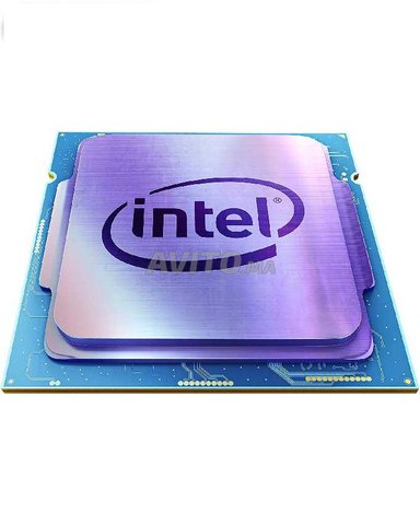 Processeur Intel Core i7-10700K Processor - 1