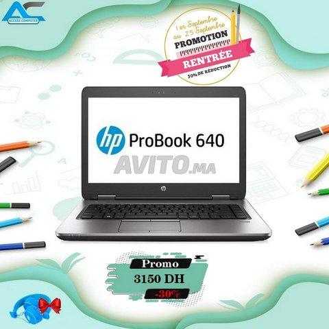 HP ProBook 640 G2 8GO - 1