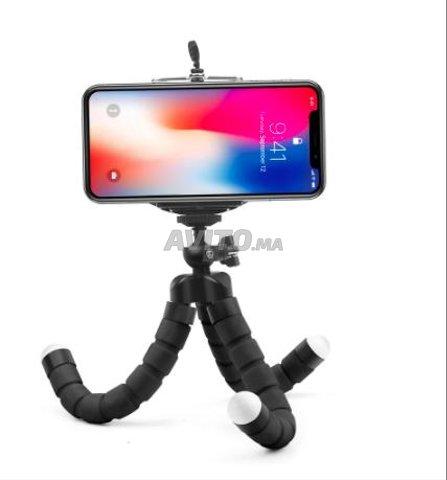 Trépied flexible portatif - 4