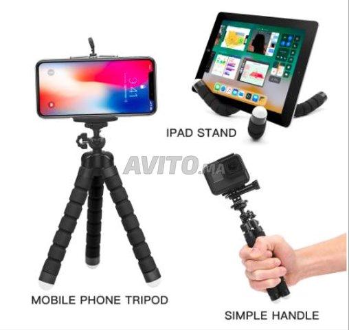 Trépied flexible portatif - 3