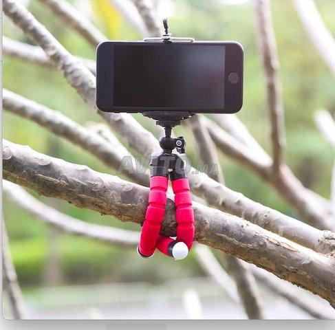 Trépied flexible portatif - 1