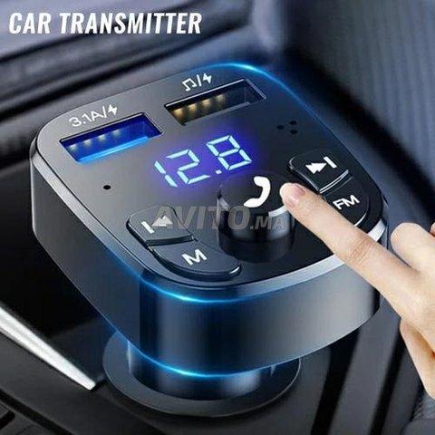 Transmetteur FM Bluetooth 5.0 - 1