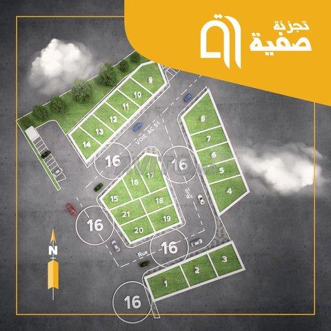 Lot de terrain de 200m2 constructible à Ain Chock - 3