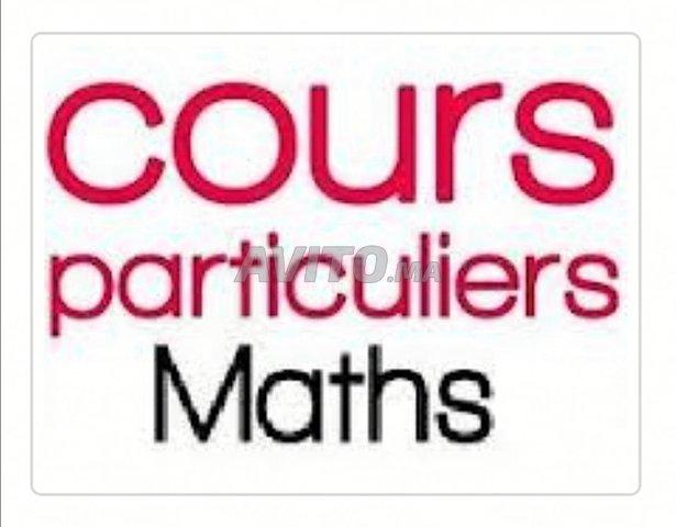 Cours de maths à domicile - 1
