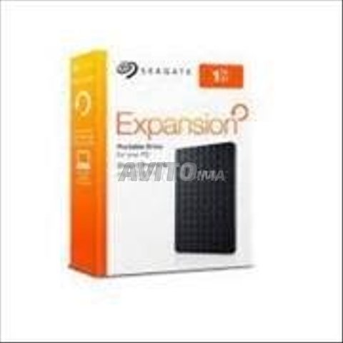 DISQUE DUR EXTERNE Seagate 1 TO SEGATE 1TO HDD - 2