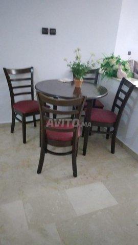 appartement meuble lissasfa  - 1