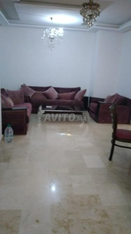 appartement meuble lissasfa  - 2