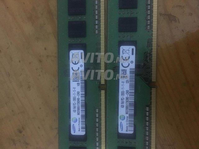 ram DDR3 pour PC bureau - 1